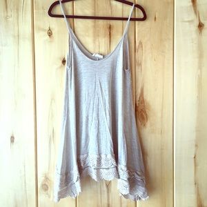 Cloud Chaser Lace Tank
